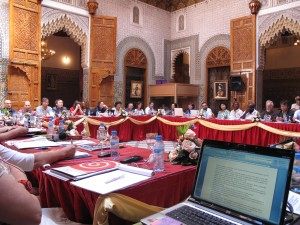 International Councillor's Report from Morocco