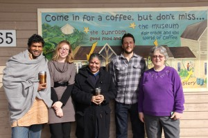 Slow Food Vice President Vandana Shiva visits Nova Scotia