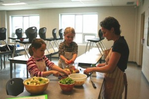 Introducing: Slow Food Kids in Thunder Bay