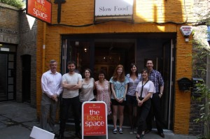 A Slow Food Visit to London / Une visite à Londres