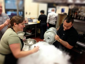 Slow Food Nova Scotia Iron Chef Competition / Le troisième concours culinaire «Iron Chef» annuel