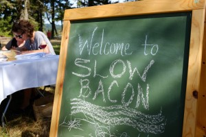 Slow Bacon: Vancouver Island and Gulf Islands Convivium