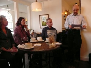 Monthly Conversational Salon in Saskatoon