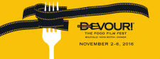 Presenting Devour! The Food Film Fest