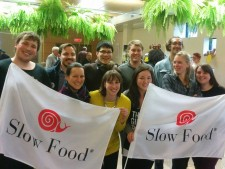 Young Canadians Create Slow Food Youth Network