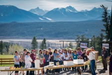 2016 Slow Food Annual Summit in Invermere, BC