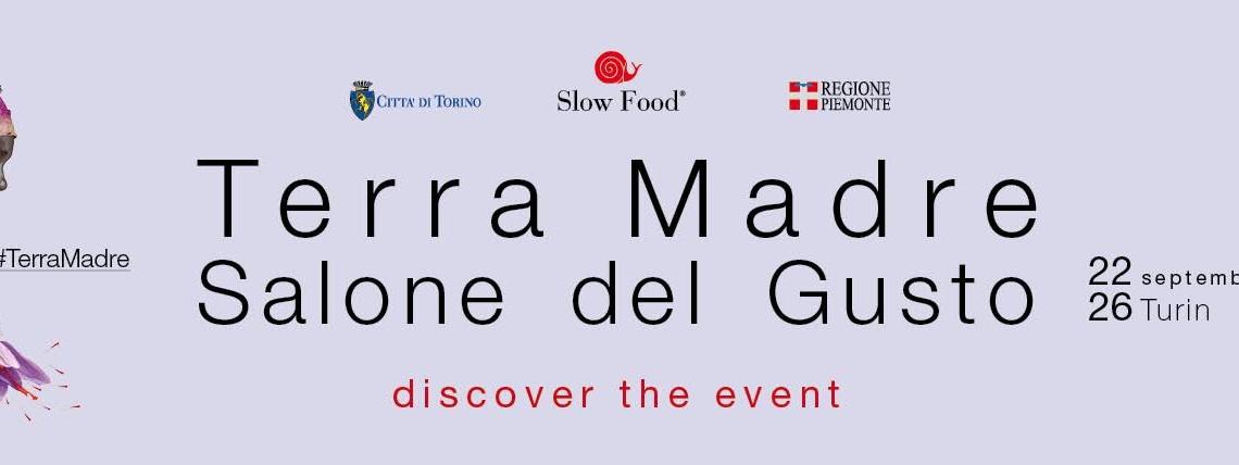 Terra Madre Salone del Gusto website