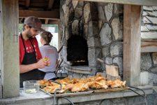 Dîner à la ferme Ragley à Sooke, C.-B (Vancouver Island & Gulf Islands)